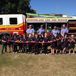 Year 1 Qld Fire & Rescue Service Visit!